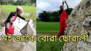 """2 Aug 2020 New Assamese Song """" Moi jakoi buwa suwali"""" by Big Dog // big dog // big dog a2k"""