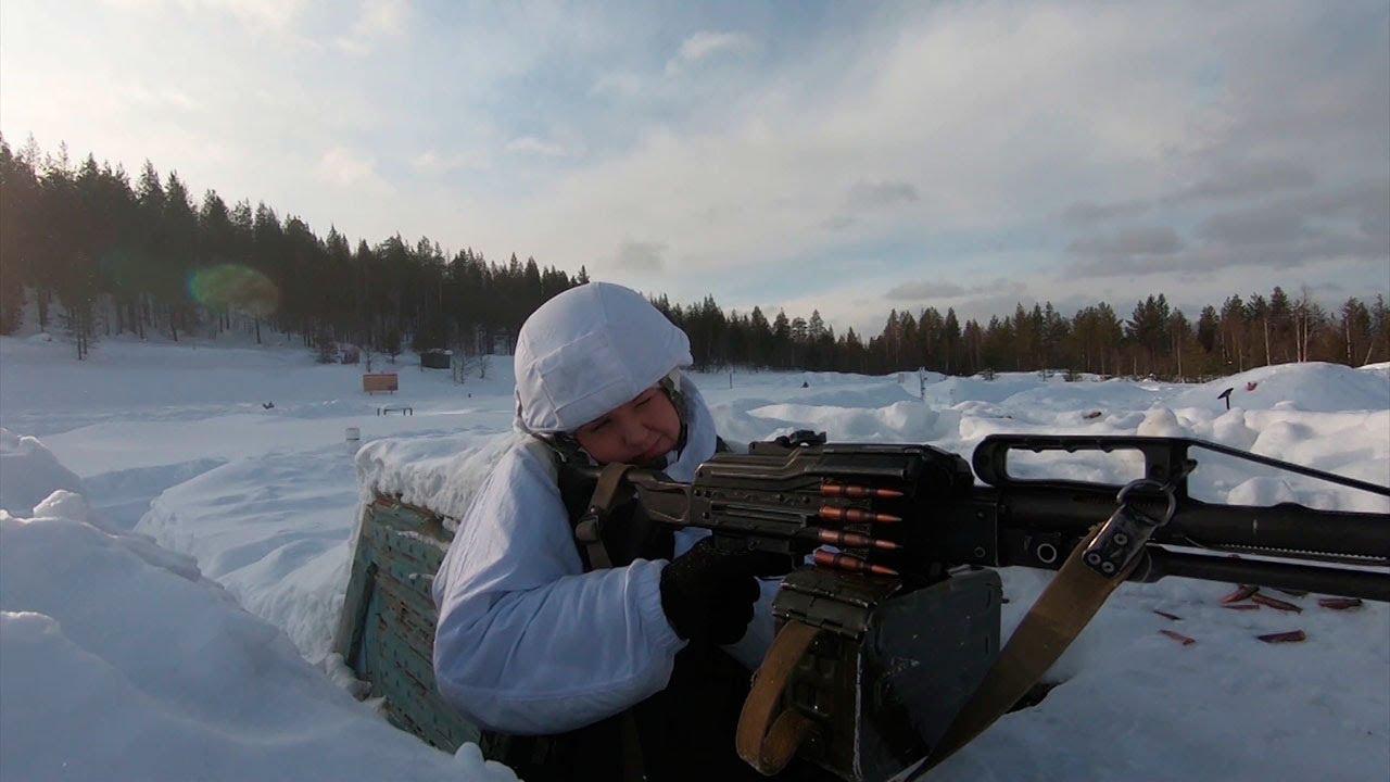 Как женщинам служится в мотострелковой бригаде Северного флота