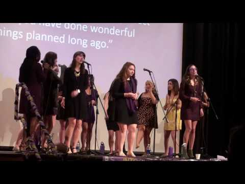 Worship Medley - Into Hymn Spring concert 2017