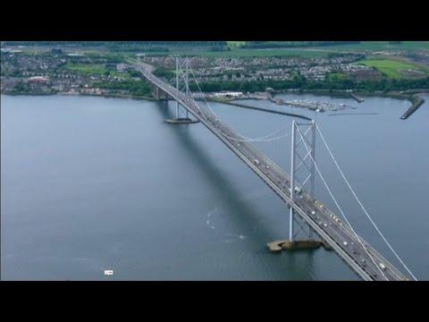 Britain's Greatest Bridges - The Humber Bridge