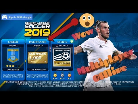 How To Connect Multiplayer In Dream League Soccer 2019 /offilne On Android Mobile /19