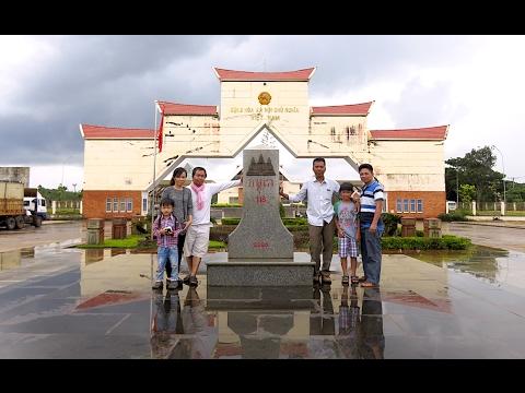 Travel Around Mondulkiri Province - Cambodia & Vietnam Crossing Border