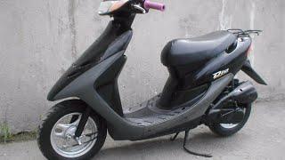 Обзор мопеда Honda Dio 34