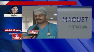 CM Jayalalithaa On ECMO | How Does ECMO Work ? | Doctors Face to Face | Special Report | HMTV