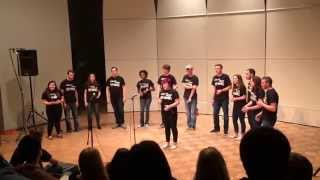 "Illinois State University Clef Hangers- ""Snowfall"" (Original Song)"