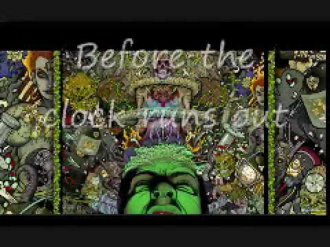 Agoraphobic Nosebleed White On White Crime with lyrics.wmv