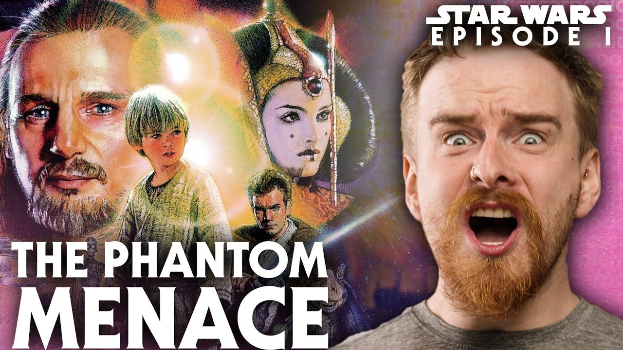 HOW WUDE! - Star Wars: Episode I - The Phantom Menace Review