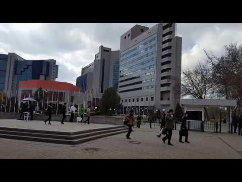 Tashkent Street -Uzbekistan 2017 (1080p60 HD)