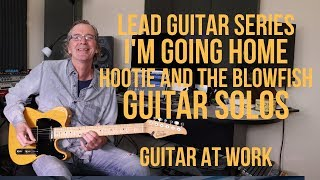 Lead Guitar Series 'I'm Going Home' Hootie and the Blowfish Guitar Solos