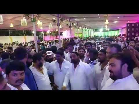 Laddu yadav anna dance in Bablu yadav marriage