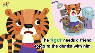 The Tiger's Tooth|파닉스가 가득한 스토리…