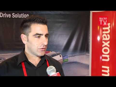 David Cohen, Electrondart at New-Tech MOTION CONTROL & POWER SOLUTIONS 2013