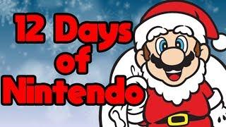 12 Days of Nintendo 2018 (Parody of 12 Days of Christmas)