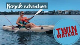 iPhone X | kayak adventure