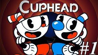 Онлайн прохождение Cuphead 1 Только чашка на столе