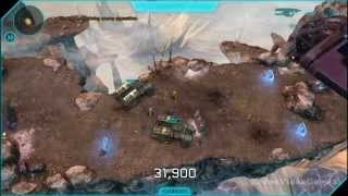 Halo: Spartan Assault Gameplay (PC HD)