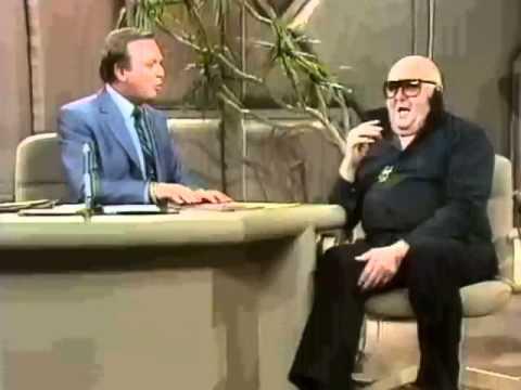 Frank Thring on Bert Newton