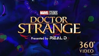 DOCTOR STRANGE 360 -  Google Tilt brush – Steve Teeple
