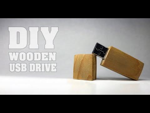 【職人x手做】//Wooden USB//小資族質感大躍進!木製USB