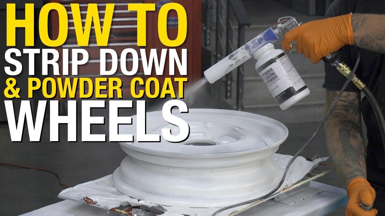 strip to coating way Best powder