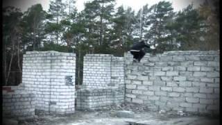 Zavodoukovsk Parkour 2010