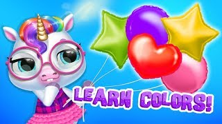 Learn Colors with Baby Unicorn 🌈 TutoTOONS Cartoons & Games for Kids & Toddlers