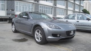 2008 Mazda RX-8 Start-Up and Full Vehicle Tour