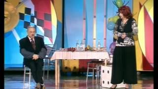 Е. Петросян Е. Степаненко - сценка  'Объяснение с женой' (2010)