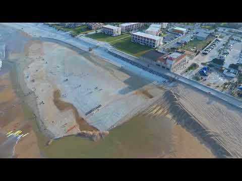 St. Augustine Beach, Florida Drone Footage!