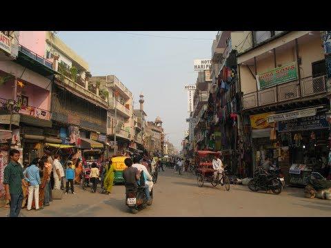Inde du Nord - Partie 1/15 - Arrivée à New Delhi