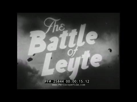 25844 Battle Of Leyte