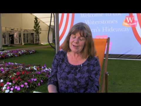 A poem about names - Julia Donaldson at the Cheltenham Literature Festival