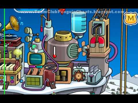 Club Penguin Wilderness Expedition Cheats