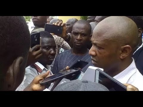 Thumbnail: I am not a billionaire - Nabbed notorious kidnapper Evans says