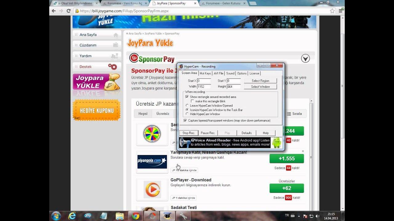 SponsorPay JP Hack ! Hacker-101 - YouTube