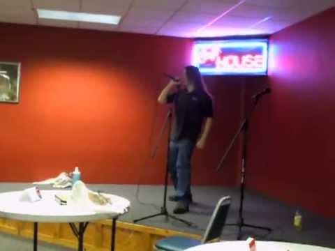 Engineering Student Covers Death Metal at Campus Karaoke Stage