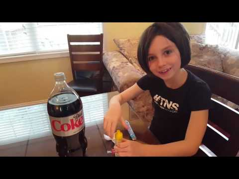 Samantha Parrish: Home Scientist Badge (Brownies)