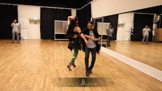 Bachata sensual demo workshop, video with canon 5D mark IV
