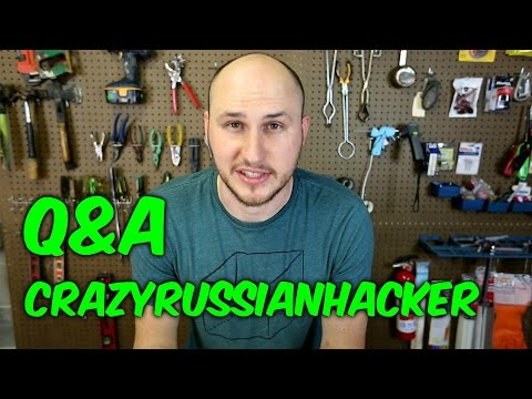Q&A - CrazyRussianHacker