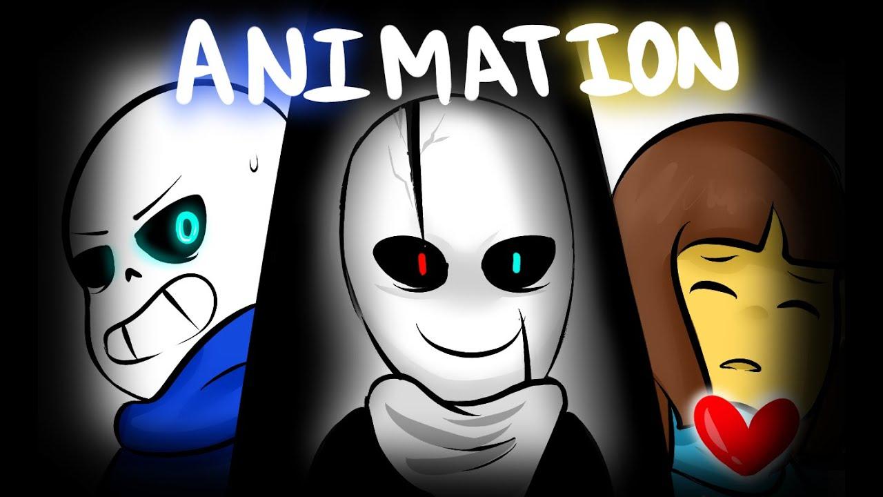 Yet Darker - Undertale Animation (Glitchtale #2) - YouTube