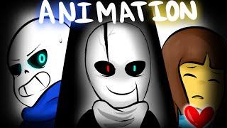 Noch Dunkler - Undertale Animation (Glitchtale #2)