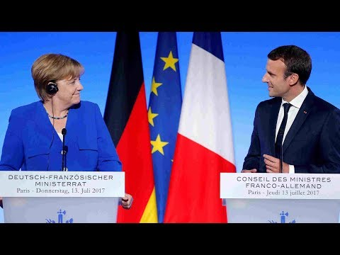 Germany, France agree to develop new European fighter jet