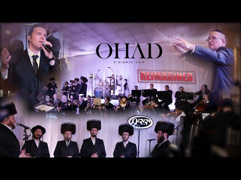 "Ohad Moskowitz & Yedidim Choir ""Magnificent Dinner Medley"" An Aaron Teitelbaum Production"