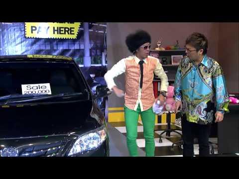 คริส ดีลิเวอรี่ : Speak out 1 พล่ากุ้ง | The Haunted Car [31 ต.ค. 57] (2/3) Full HD