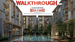 Casagrand Boulevard | Walkthrough Video