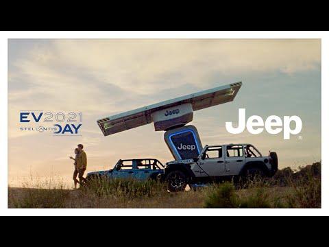 Jeep®   EV Day 2021   Zero Emission Freedom