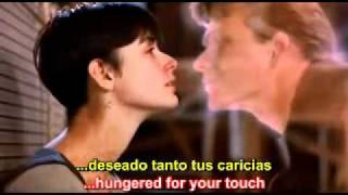 Ghost Unchained Melody SUBTITULOS ESPAÑOL
