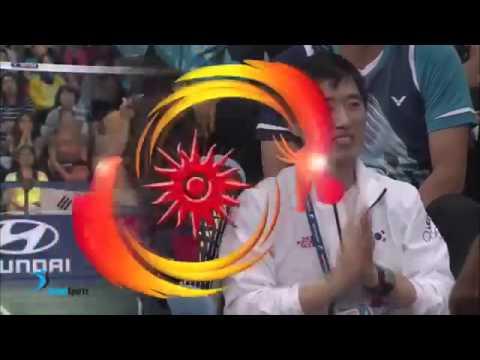Best Skill Badminton Ahsan Hendra