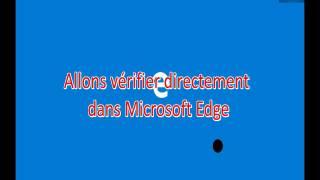 Tutoriel #4 : Comment importer et exporter des favoris sur Microsoft Edge