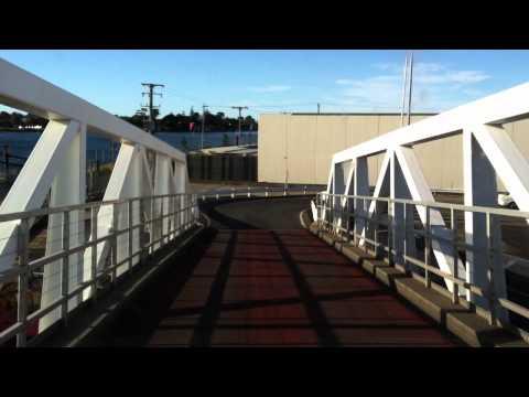 Crossing Bass Strait on the Spirit of Tasmania